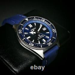 62MAS DIVERS PROSPEX WATCH MOD SEIKO NH36 AUTOMATIC Sapphire Crystal Brand New