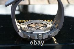 Audemars Piguet Royal Oak Offshore Chronograph Titanium Ghost 26470IO, Brand New
