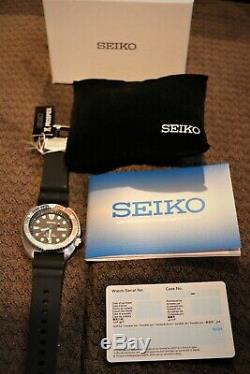 BRAND NEW! SEIKO PROSPEX Turtle Classic Diver's 200M Automatic Pepsi SRP779K1