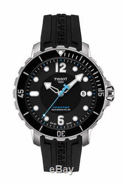 BRAND NEW Tissot Men's T-Sport Seastar 1000 Automatic Watch T0664071705702