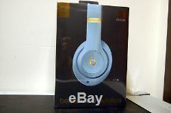 Beats Studio3 Wireless Headphones, Crystal Blue, BRAND NEW, SEALED, not refurb