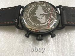 Brand NEW BOLDR Journey Chronograph Spitfire watch with Warranty AD