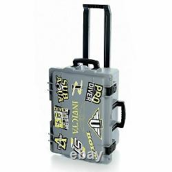 Brand NEW Invicta 50 Slot Impact Diver's Collector LIMITED EDITION SuitCase
