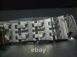 Brand New Aftermarket Bracelet For 6139-6032 Coke Speed-timer Chronograph Watch