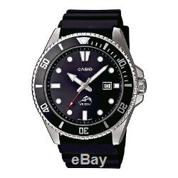 Brand New And Genuine Casio Mens Divers 200m Marine Dolfin Watch Mdv106-1avcf