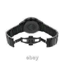 Brand New Armani Ar2454 Grey Stainless Steel Mens Chronograph Watch