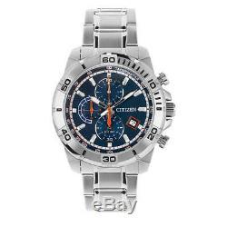 Brand New Boxed Citizen Men's Quartz Chronograph Watch An3490-55m