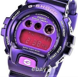 Brand New Casio G-shock Dw-6900cc-6 Crazy Colors Rare Mens Limited Genuine