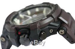 Brand New Casio Gwa1000fc-5a G-shock Brown Resin Multi-function Men's Watch