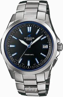 Brand New Casio OCEANUS OCW-S100-1AJF radio wave solar wristwatch Chrono Japan