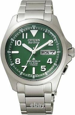 Brand-New Citizen Promaster EcoDrive PMD56-2951 Men's Watch from Japan (JDM)