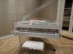 Brand New Crystal Self-playing Grand Piano