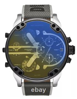 Brand New Diesel DZ7429 Mr. Daddy 2.0 Chronograph Dial Men's Watch