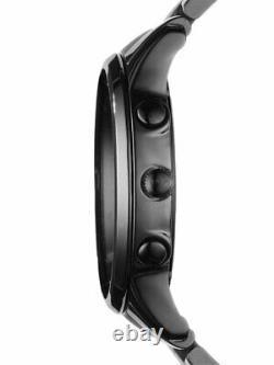 Brand New Emporio Armani AR1451 Men's Ceramica Chronograph Watch