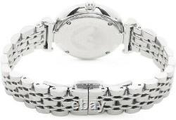 Brand New Emporio Armani Ar1908 Gianni Stainless Steel Bracelet Women's Watch