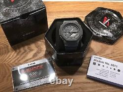 Brand New FULL SET Casio G-Shock Analog-Digital Gray GA2110ET-8A