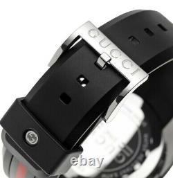 Brand New Gucci Sync XXL Authentic Unisex Watch BLACK Ya137101