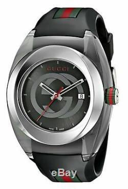 Brand New Gucci YA137101 Sync XXL Watch BLACK