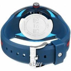 Brand New Gucci YA137104 Sync XXL Watch BLUE