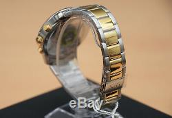 Brand New Hugo Boss Black Professional Two Tone Mens Designer Watch Hb1513529