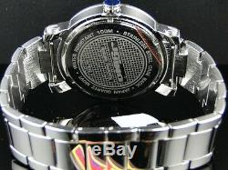 Brand New Mens Jojino/joe Rodeo Aqua Master Metal Band 25 Diamond Watch Mj-1032