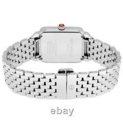 Brand New Michele Deco II stainless steel MOP Diamond Dial (MWW06I000026)