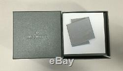Brand New Michele Sport Sail Diamond Watch with Box and Tags MWW01C000003
