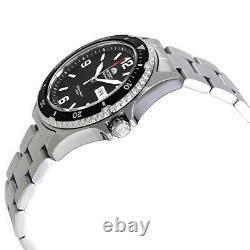 Brand New Orient Mens Watch Mako II Automatic Black Dial FAA02001B9 $249