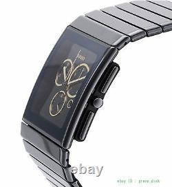 Brand New Rado Diastar Chronograph 538.0714.3 R21714162 Gold Hi-tec Ceramic