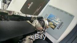Brand New Rado Diastar Diamaster Chronograph 539.0377.3 Tungsten Steel Men Watch