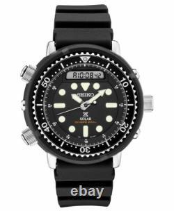 Brand New Seiko Prospex Divers Solar 200m Men's Watch SNJ025