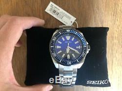 Brand New Seiko Prospex Samurai Automatic Dive Watch SRPC93