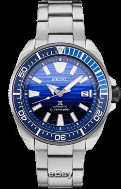 Brand New Seiko Srpc93 Prospex Samurai Divers 200m Mens Watch Nwt