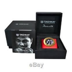 Brand New Tag Heuer Carrera Tribute to Muhammad Ali Men's Watch WAR2A11. FC6337