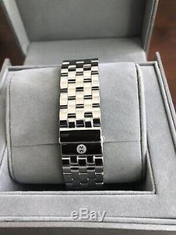 Brand New Women's Michele (mww01c000021) Sport Sail White Chronograph Watch