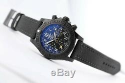 Breitling Avenger Hurricane 45 Military XB0180E4/BF31 Brand New Full Warranty