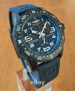 Breitling Endurance Pro mens watch X82310 Brand New with 18 month warranty