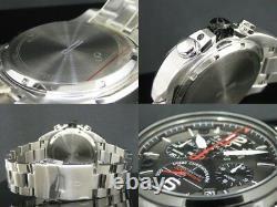 Bulova Precisionist Chronograph 98b227 Brand New With Tags Rare