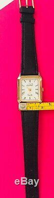 Cartier Must De Quartz Vintage Ladies Watch With Brand New Movement