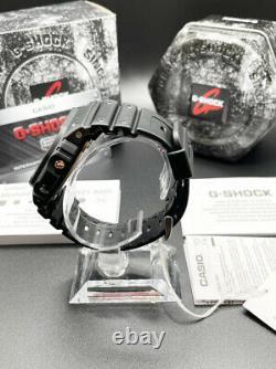 Casio G Shock DW-5600BB-1ER Watch UK Seller Brand New