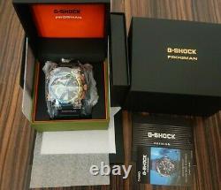Casio G-Shock GWF-A1000BRT-1A GWFA1000BRT Rainbow Limited Brand New UPS Express
