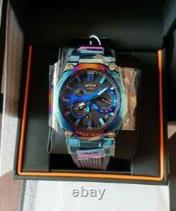 Casio G-Shock MTG-B2000PH-2A MTGB2000PH Blue Phoenix Brand New UPS