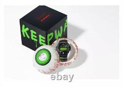 Casio G-Shock x Mishka Collaboration DW-6900 Limited Edition Brand New Withtags