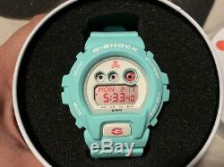 Casio Limited Edition G-shock Johnny Cupcakes Gd-x6900jc-3cr (rare / Brand New)