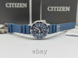 Citizen Eco-drive Ladies Ep6051-14l Diver's 200m Watch Brand New