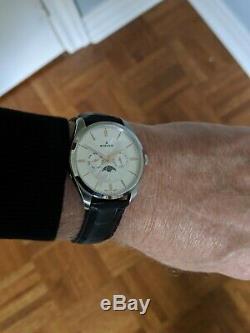 Edox Men's Quartz Watch 40008-3-AIR Day/Date. BRAND NEW