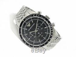 Emporio Armani Ar5988 Men's Watch Tazio Chronograph Brand New With Certificate