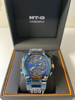 G-Shock Blue Phoenix Rainbow Limited Edition MTGB2000PH2A BRAND NEW with Tags
