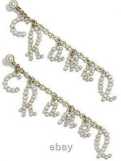 Genuine Chanel Earrings Brand New