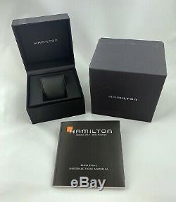 HAMILTON KHAKI FIELD SKELETON AUTO Men's H72515585 (Brand New in Box)